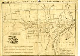 Map Of Essex County Nj Maps In The Littman Library And Newark Public Library Barbara