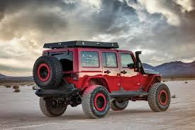 starwood motors jeep full metal jacket off the beach in a u002714 rubicon unlimited tread magazine