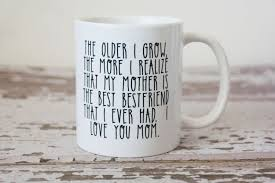mothers day mugs is my best friend coffee mug mothers day gift the mugs