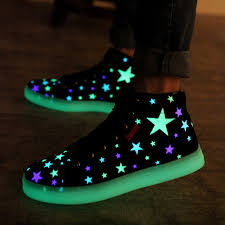 light shoes for mens mens shoes tenis feminino glowing light up sneakers for