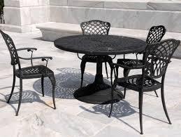 Iron Patio Dining Set Elegant Cast Iron Patio Furniture Wrought Iron Patio Dining Table