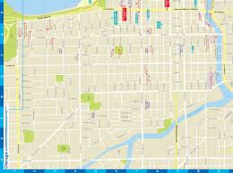 Bucktown Chicago Map by Lonely Planet Chicago City Map Travel Guide Lonely Planet