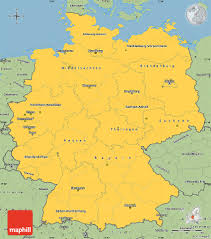 Dortmund Germany Map by Savanna Style Simple Map Of Germany