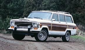 1989 jeep mpg 1985 1991 jeep grand wagoneer usautohistory