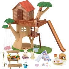 house gift sylvanian families tree house gift set a jadrem toys australia
