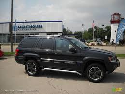 jeep dark gray 2004 jeep grand cherokee freedom edition 4x4 in brillant black