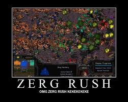 Zerg Rush Know Your Meme - image 37349 zerg rush know your meme