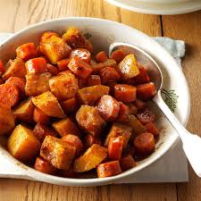 Thanksgiving Carrots Spiced Carrots U0026 Butternut Squash Recipe Taste Of Home