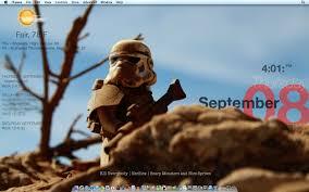 personnaliser bureau comment personnaliser bureau mac grâce à geektool la pause