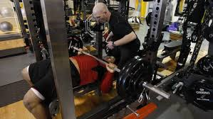 Ndamukong Suh Bench Press 10 Things The Strongest Athletes In The Weight Room Have In Common