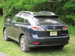 lexus rx 400h erfahrungen image 2013 lexus rx 450h road test catskill mountains ny july