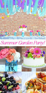summer garden party using a sam u0027s club membership sprinkle some fun