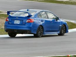 wrx subaru 2007 2018 subaru wrx and wrx sti finally put to the test car reviews