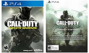 60 off on call of duty bundle for ps4 groupon goods