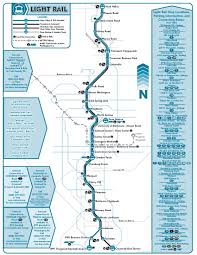 Valley Metro Light Rail Map by Field Station Augsburg 2 Ops 12 Annual Reunion Baltimore Maryland