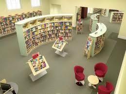 Library Modern Cerca Con Google Progetti Architettura - Library interior design ideas