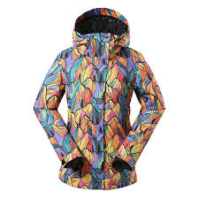 Aliexpress Com Buy New Design Winter Snowboard Jacket For Women