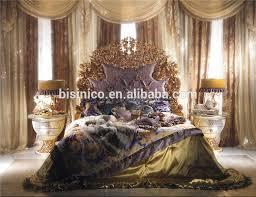 world treasure italian antique fashional bedroom furniture ornate