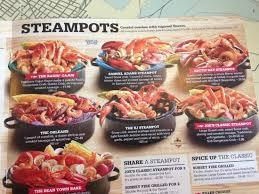 joes crab shack menu picture of joe s crab shack deer park tripadvisor