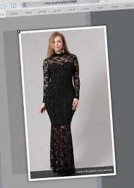 plus size lace long dress pluslook eu collection