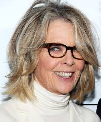 doing low lights on gray hair how to flaunt gray hair like a celebrity diane keaton low