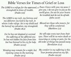 Comforting Bible Verses For Funerals Bible Quotes On Loss Bible Verses For Times Of Grief Or Loss