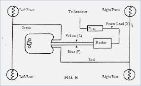 universal turn signal wiring diagram wagnerdesign co