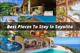 the 5 best places to stay in sayulita mexico mexcation