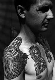 100 most notorious gang tattoos and their meanings
