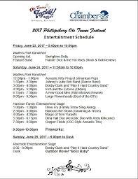 Stephen R Ellis Mayor Phillipsburg New Jersey Phillipsburg U0027s Ole Towne Fest Marks 30 Years Photos