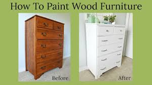 best paint for pine kitchen cupboards how to paint wood furniture