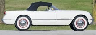 oldest corvette third oldest corvette at auction corvette