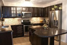 kitchen backsplash ideas with dark cabinets best kitchen backsplash great idea of kitchen ideas for dark