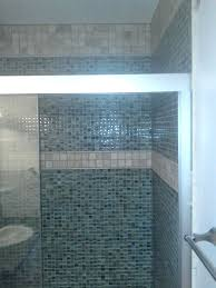 tiles clear glass subway tile shower clear glass tiles for