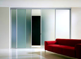 bathroom prepossessing glass door for stylish and modern look