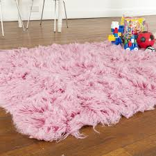 Round Fur Rug by Round Pink Rugs For Nursery Creative Rugs Decoration