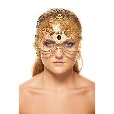 laser cut masquerade masks masquerade mask with chain accents