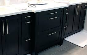 Porcelain Kitchen Cabinet Knobs - black glass kitchen cabinet knobs marble granite counter porcelain