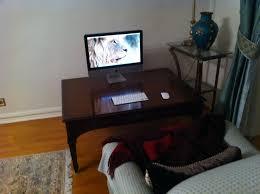 Desk In Living Room by Imac In Living Room Macrumors Forums