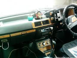 Car Modifications Interior Custom Painting Car Interiors Dashboard Panels To Wood Finish