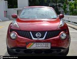 nissan juke used for sale buy used nissan juke 1 6 a t abs d airbag 2wd 5dr car in singapore