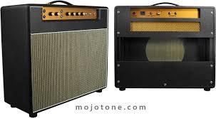 Custom 1x12 Guitar Cabinet Front Mount British 18 Watt Style Guitar Amplifier 1x12 Combo