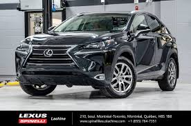 lexus nx300h occasion used 2017 lexus nx 200t awd premium cuir toit camera for sale in