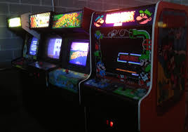 what would your ultimate video games arcade look like