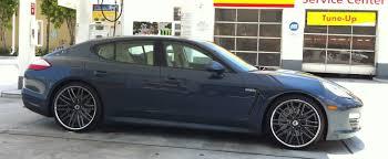 Porsche Panamera Custom - car picker blue porsche panamera