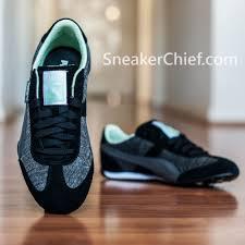 Comfort Running Shoes Puma Future Cat Puma 76 Runner Zig Zag Womens Comfort Running