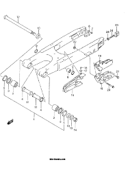 100 2002 suzuki rm 125 owners manual 17491 43d01 impeller