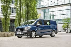 Mercedes Vito Awning New Range Of Mercedes Vito Vans Motorhome News New U0026 Used