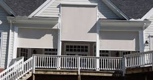 Exterior Shades For Patios Exterior Window Shades Help Decrease Your Energy Bill Shade Masters