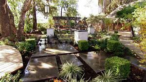 Home Garden Design Videos by Garden Design Garden Design With Midcentury Modern Backyard Video